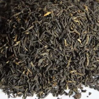 Yunnan China black tea