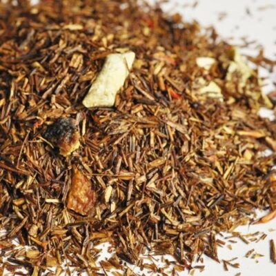 Rooibos with Blood Orange herbal infusion